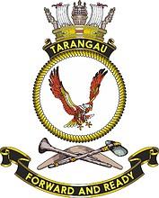 HMAS Tarangau, emblem