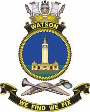 HMAS Watson, emblem