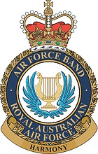 Royal Australian Air Force Band, emblem