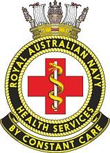 Royal Australian Navy Health Services, emblem