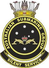 Royal Australian Navy Submarine Service, emblem