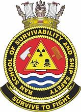 Royal Australian Navy School of Survivability and Ship Safety, emblem