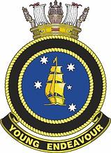 Royal Australian Navy STS Young Endeavor, emblem