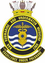 Royal Australian Navy Submarine and Underwater Medicine Unit (SUMU), emblem