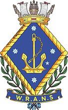 Women`s Royal Australian Naval Service (WRANS), emblem