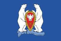 Novaya Zemlya (Arkhangelsk oblast), flag