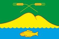 Charabali (Oblast Astrachan), Flagge