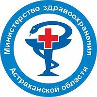 Astrakhan Oblast Ministry of Health, emblem
