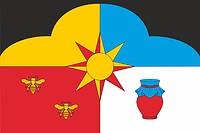 Russkaja Chalan (Oblast Belgorod), Flagge