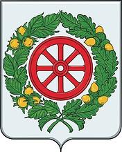 Kurbatovo (Voronezh oblast), coat of arms