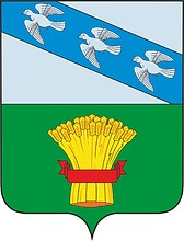 Pristen rayon (Kursk oblast), coat of arms