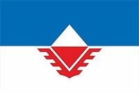 Zheleznogorsk (Kursk oblast), flag (2017)