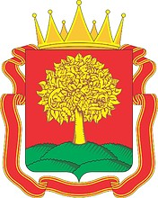 Lipetsk oblast, coat of arms
