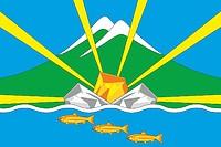 Omsuktschan (Kreis im Oblast Magadan), Flagge