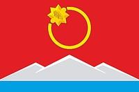 Tenkinski (Kreis im Oblast Magadan), Flagge