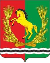 Asekeevo rayon (Orenburg oblast), coat of arms