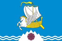 Perevolotsky rayon (Orenburg oblast), flag