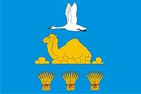 Svetly rayon (Orenburg oblast), flag