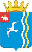 Chaikovsky rayon (Perm krai), coat of arms