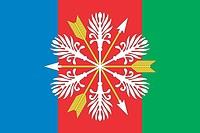 Chyormoz (Perm krai), flag