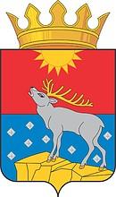 Krasnovishersk rayon (Perm krai), coat of arms