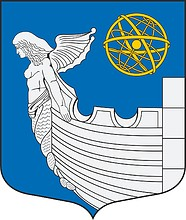 7th municipality (St. Petersburg), coat of arms