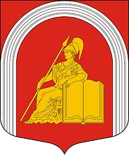 Akademicheskoe (St. Petersburg), coat of arms