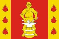 Флаг МО поселок Металлострой