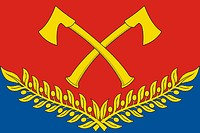 Флаг поселка Сапёрный