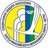 Khantia-Mansia Social Protection Department, emblem