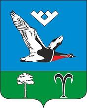 Talinka (Khantia-Mansia), coat of arms