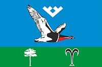 Talinka (Khantia-Mansia), flag