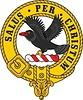 Abernethy clan crest badge