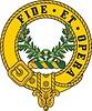Arthur clan crest badge