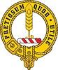Auchinleck clan crest badge