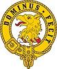 Baird clan crest badge