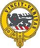 Baxter clan crest badge