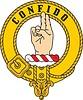 Boyd clan crest badge