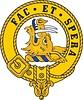 Crest des Clans von Campbell aus Possil