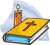 Vektor Cliparts: Bibel