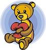 Vector clipart: bear