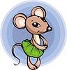 Vector clipart: mouse