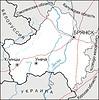 Karte von Oblast Brjansk