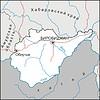 Karte des Jüdisches Oblasts