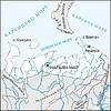 Karte von Nenetsia