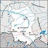 Karte von Omsk Oblast