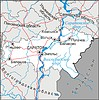 Karte von Saratov Oblast