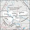 Karte von Chanty Mansia