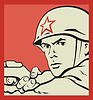 Sowjetsoldaten