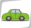 Vector clipart: car